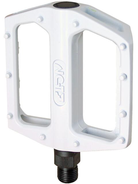 NC-17 STD Zero Pro Pedaler hvid